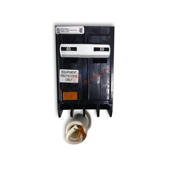 GFEP250 2 Pole 50 Amp EQUIPMENT PROTECTION PLUG-ON CIRCUIT BREAKER