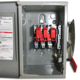 Siemens GNF322 60A 240V Non Fused Disconnect