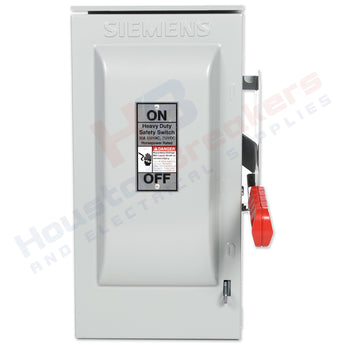 Siemens HNF361R 30A 600V Non-Fuse Disconnect