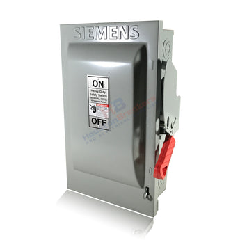Siemens HNF362 60A 600V Non-Fuse Disconnect