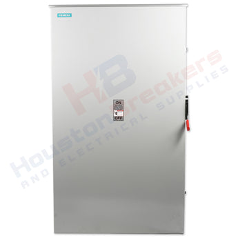 Siemens HF368NR 1200A 600V Fusible Disconnect