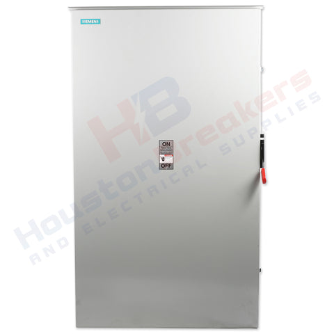 Siemens HF367NR 800A 600V Fusible Disconnect