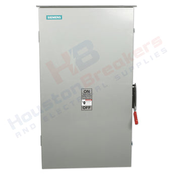 Siemens HNF365RA 400A 600V Non-Fuse Disconnect