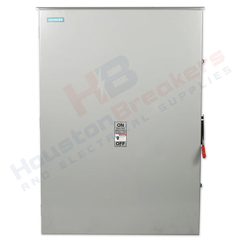 Siemens HNF368R 1200A 600V Non-Fuse Disconnect