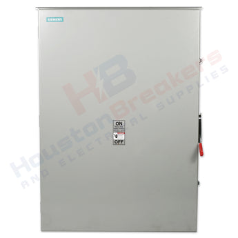 Siemens HNF367R 800A 600V Non-Fuse Disconnect