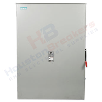 Siemens HF367N 800A 600V Fusible Disconnect
