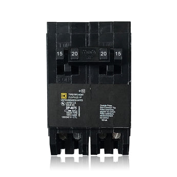 HOMT1515220 Square D HOMT HOMELINE QUAD Circuit Breaker