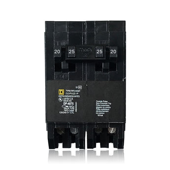 HOMT2020225 Square D HOMT HOMELINE QUAD Circuit Breaker