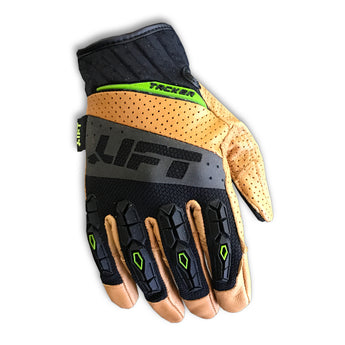 LIFT Pro Series Gloves - TACKER - Genuine Leather - Brown