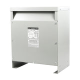 MGM 45 kVA 480 Volt Delta Primary - 240D/120 CT Volt Secondary, Three Phase, HT45A3K2-D16