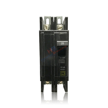 QOU225 2 Pole Square D Circuit Breaker