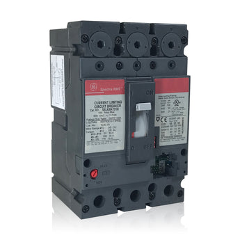 SELA36AT0100 100 Amp Spectra RMS Current Limiting Circuit Breaker GE General Electric