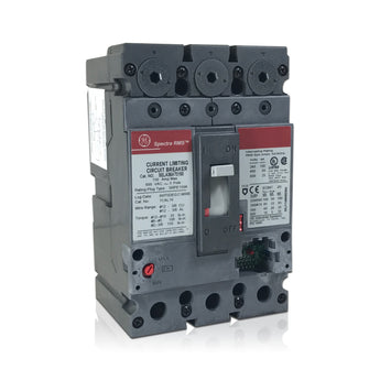 SELA36AT0150 150 Amp Spectra RMS Current Limiting Circuit Breaker GE General Electric