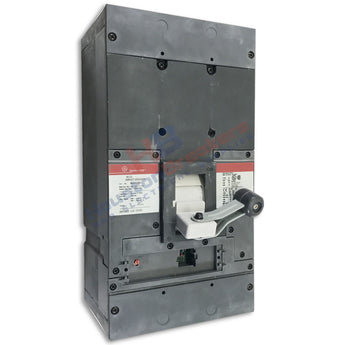 SKLA36AT0800 800 Amp Spectra RMS HI-BREAK Circuit Breaker GE General Electric
