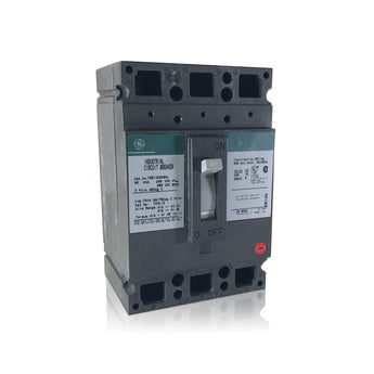 TEB132040 3 Pole 40 Amp Industrial Circuit Breaker GE General Electric