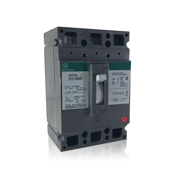 TEB132045 3 Pole 45 Amp Industrial Circuit Breaker GE General Electric