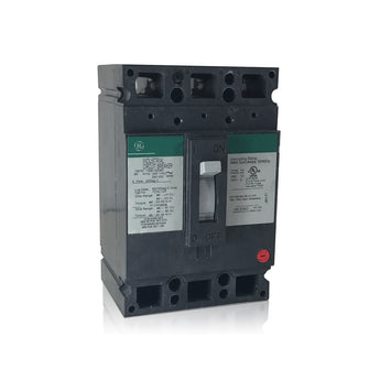 TEB132090 3 Pole 90 Amp Industrial Circuit Breaker GE General Electric