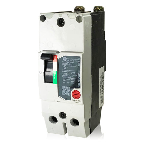 TEYD2090B 90 Amp Double Pole Type TEYD GE General Electric Circuit Breaker