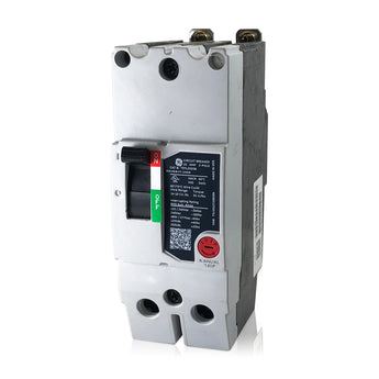 TEYL2020B 20 Amp Double 2 Pole Type TEYL GE General Circuit Breaker