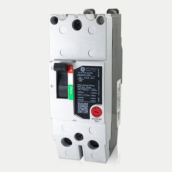 TEYL2125B 125 Amp Double 2 Pole Type TEYL GE General Circuit Breaker