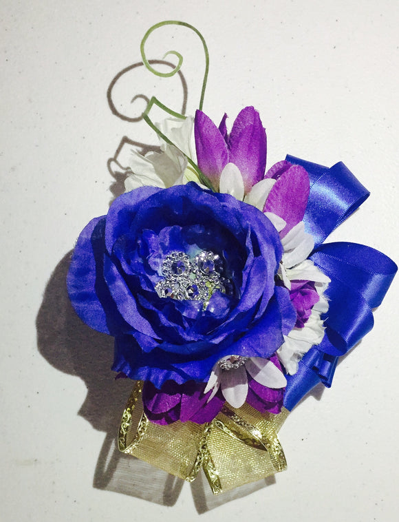 Flower Pin Brooch Corsages