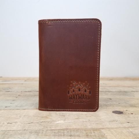 Traveler's Wallet - Wayward Goods