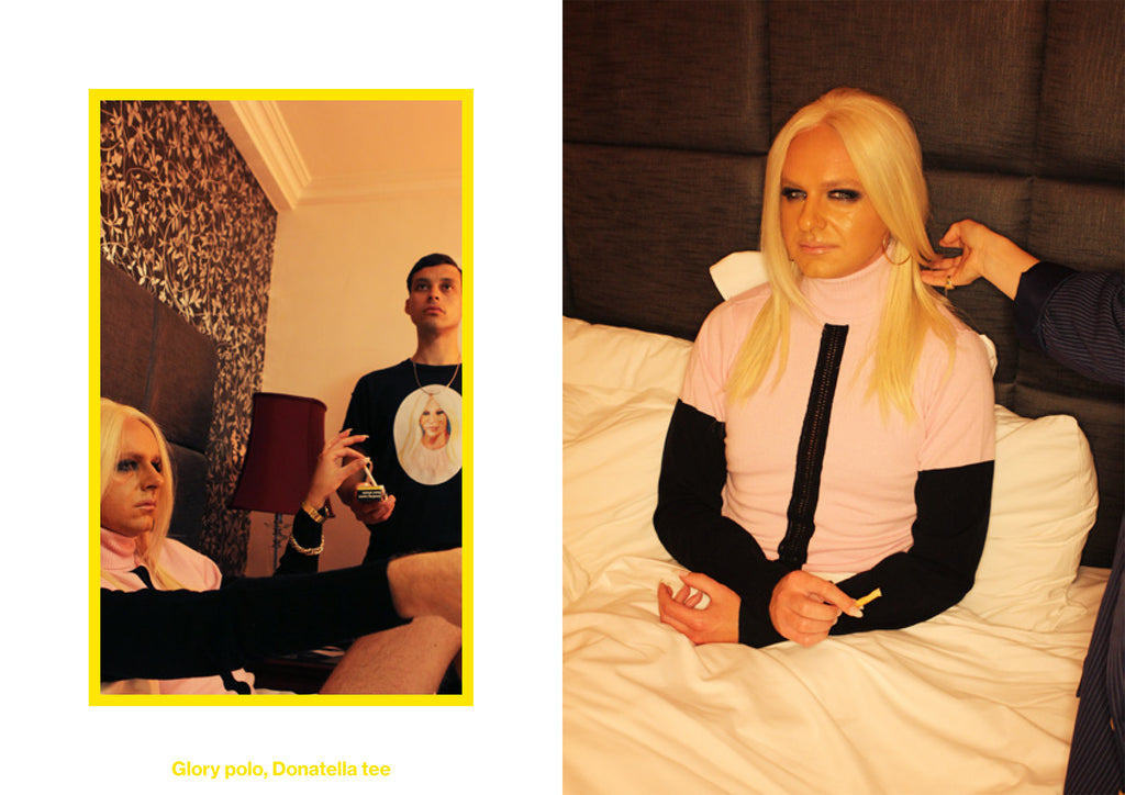 BLOUSE Issue 6 Lookbook Page 13