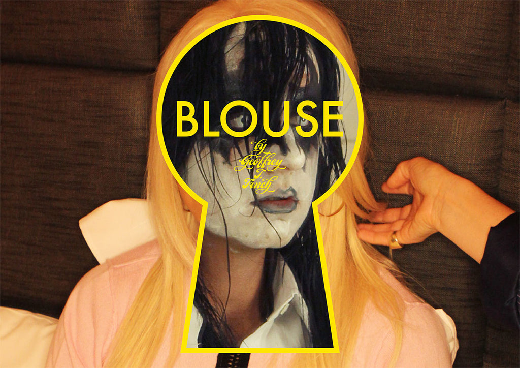 BLOUSE Issue 6 Lookbook Page 1