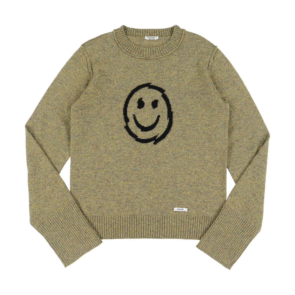 Nevermind 'Smiley' pullover
