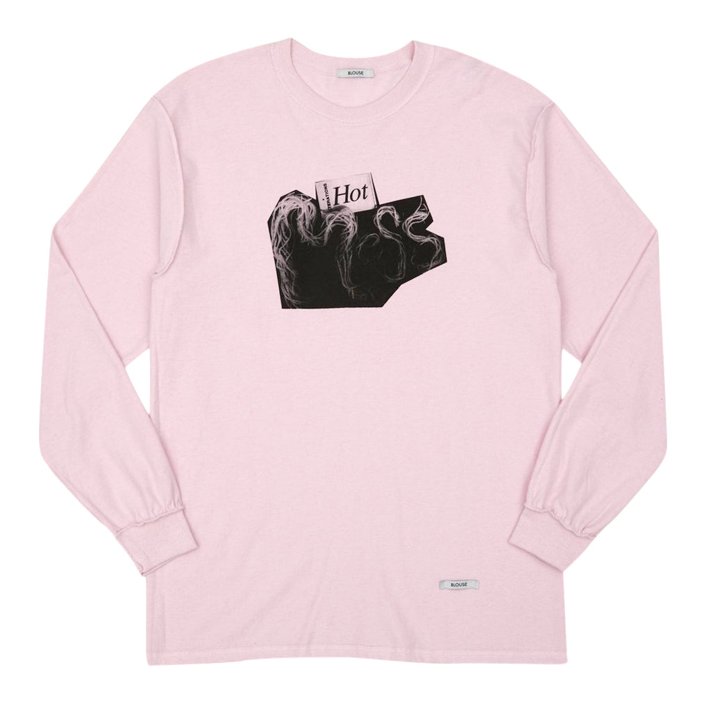Hot Mess long sleeve tee