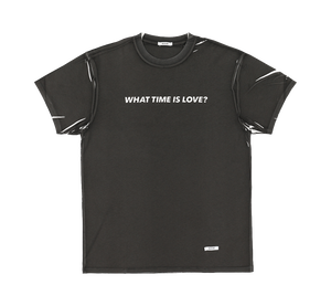 What Time Is Love Tee