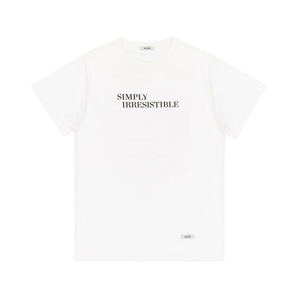 Simply Irresistible Tee