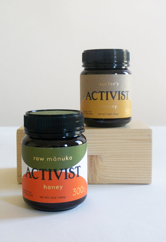 Raw Manuka Honey