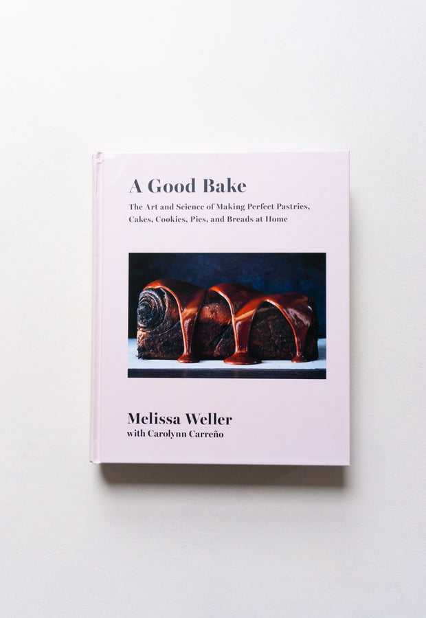 A Good Bake Cookbook