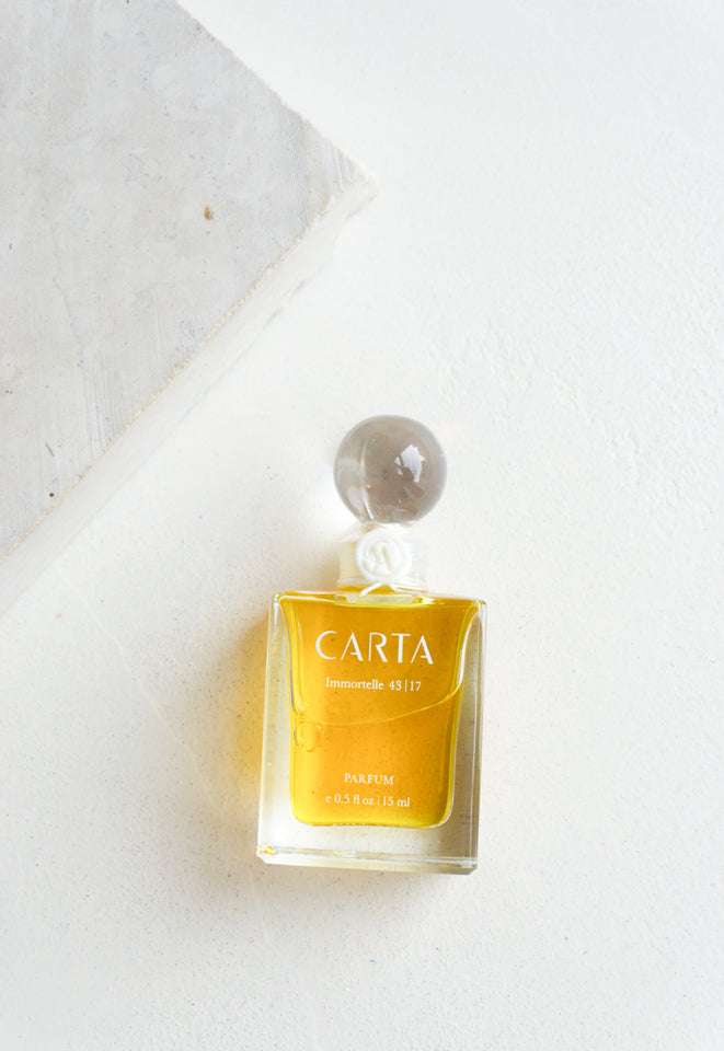 CARTA IMMORTELLE