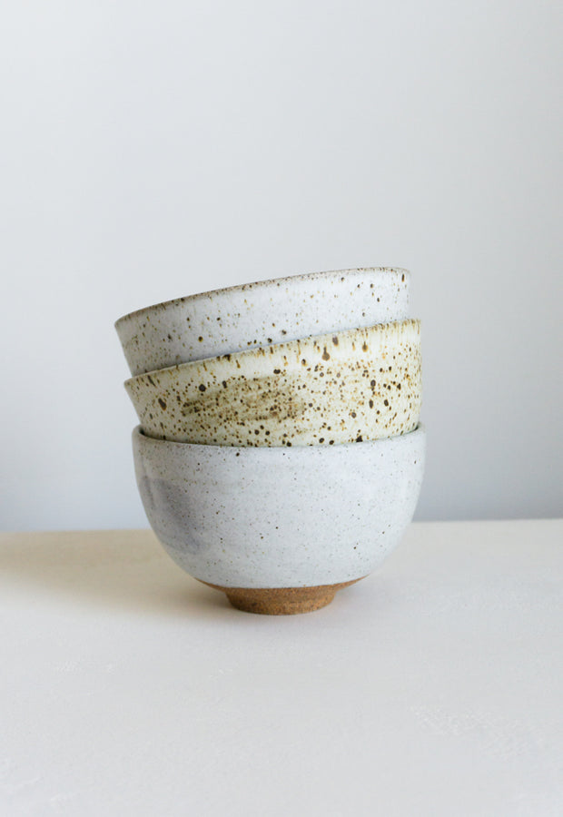 Koide Studios SPECKLED TEA BOWL