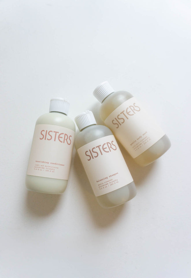 Sisters Shampoo and Conditioner