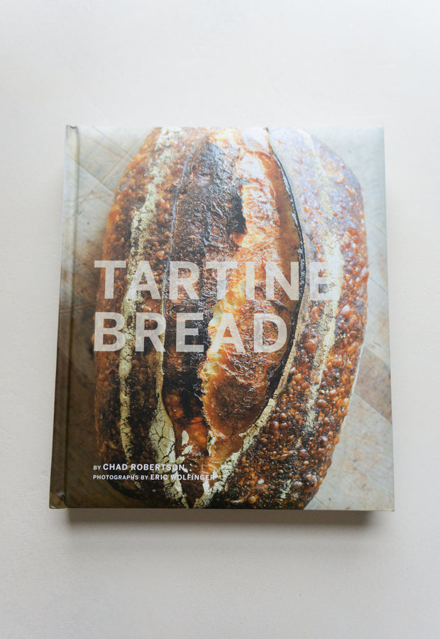 Tartine Cookbook Chad Robertson