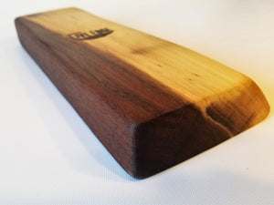 Natural Wood Serving Board- Food Server- Charcuterie- Walnut- Party- Host- Hostess- Gift Table Decor- Foodie- Chef- Cooking- Platter- Tray
