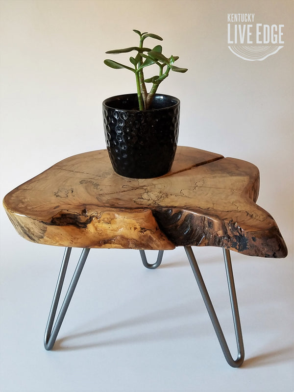 Wood Stool Design