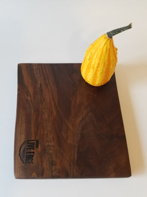 Walnut Charcuterie Board- Natural Wood- Serving Board- Food Server- Cutting Board- Party- Hostess- Table Decor- Gift- Foodie- Chef- Cooking