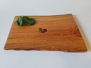 Large Charcuterie Board- Cheese Board- Live Edge- Bread Board- Gift- Foodie- Chef- Cherry- Gift- Table Decor- Platter- Serving Board