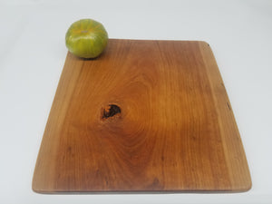 Live Edge Serving Board- Charcuterie Board- Cheese Board- Cutting Board- Trivet- Cooking- Gift- Foodie- Chef- Cherry- Kitchen Accessory