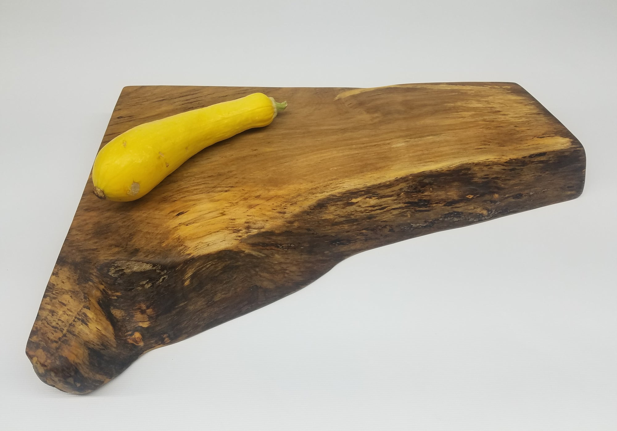 Serving Board- Live Edge Charcuterie Board- Dining- Cheese Board- Cutting Board- Natural Wood Server- Platter- Maple- Sushi Plate- Gift