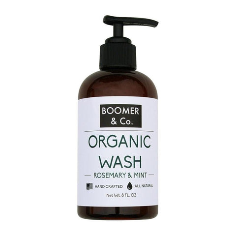 Rosemary & Mint Body Wash