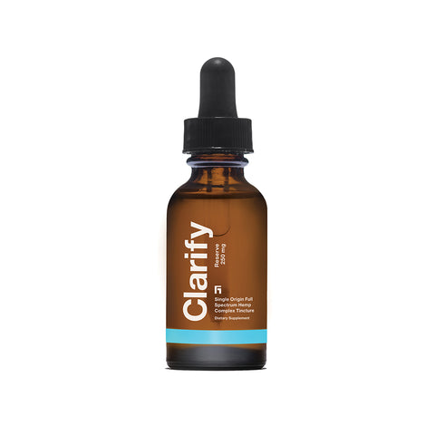 Hemp Tincture 250mg - Full Spectrum Extract