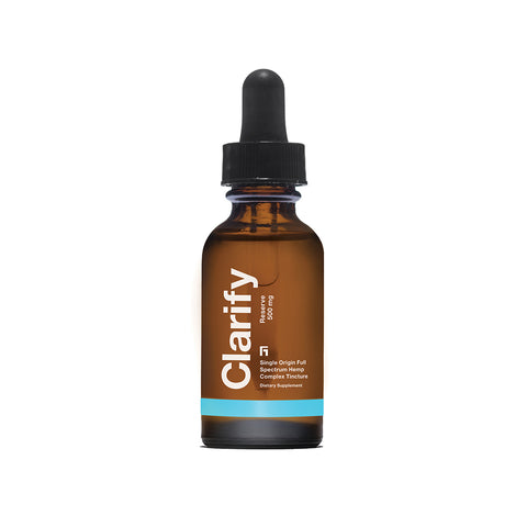 Hemp Tincture 500mg - Full Spectrum Extract
