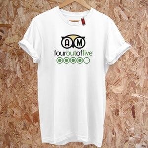 Four out of Five - T-Shirt