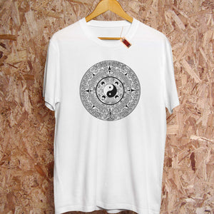 Aztec Fab Four - T-Shirt