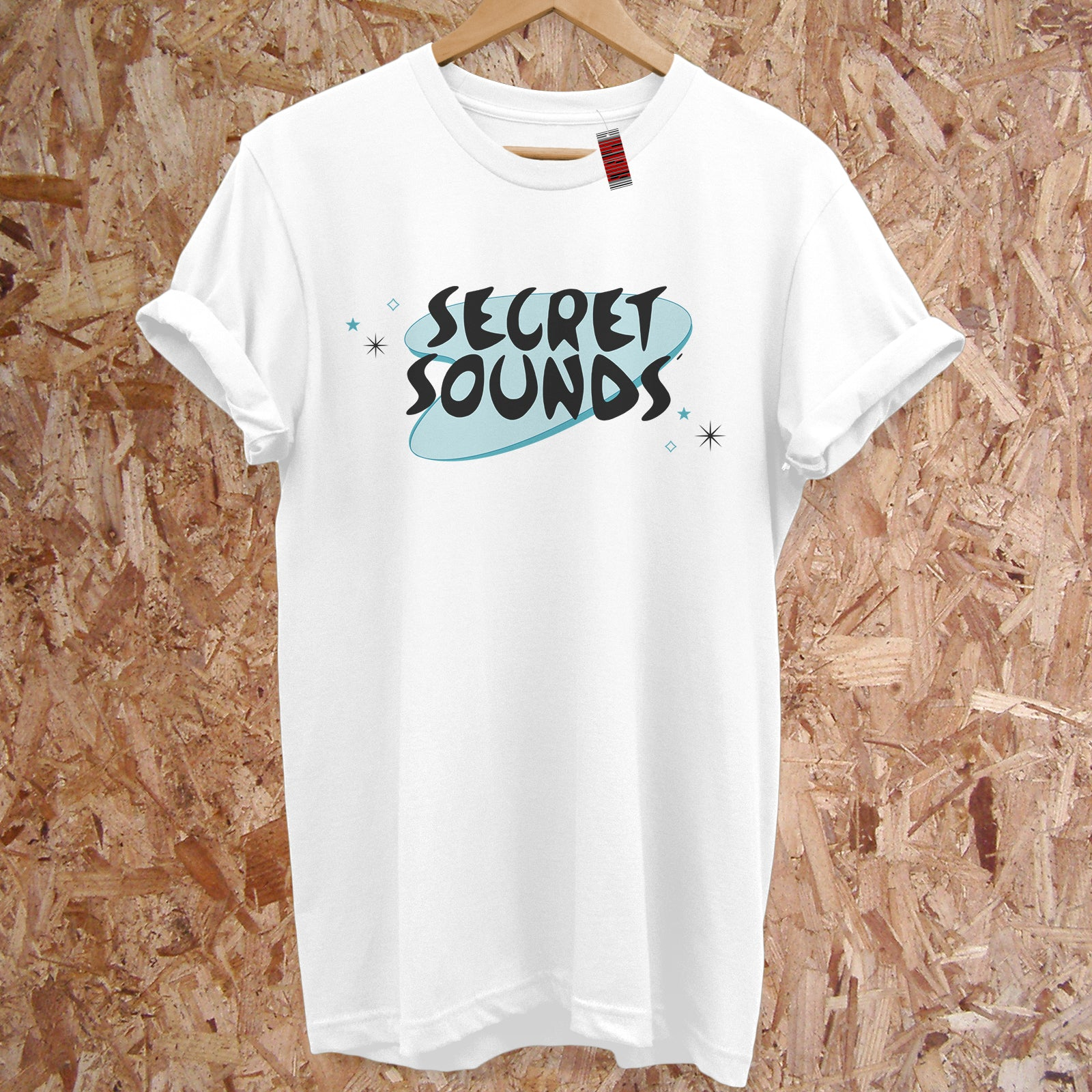 Secret Sounds - T-Shirt